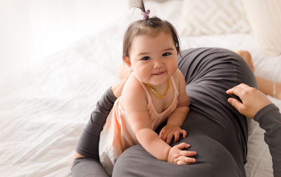 postpartum healing